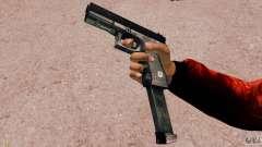 Glock 18 Akimbo (noir/gris)