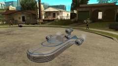 X34 Landspeeder für GTA San Andreas
