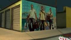 Poster von GTA V