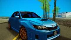 Subaru Impreza WRX STI 2011 für GTA San Andreas