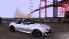 BMW Z4 V10 pour GTA San Andreas