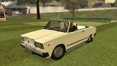 VAZ 2107 Cabrio