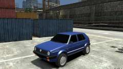 Volkswagen Golf II Country 1990