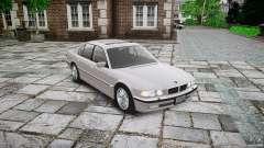BMW 740i (E38) style 32 pour GTA 4