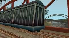 Güterwagen der U-Bahn-Surfer