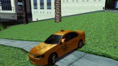 Ford Falcon XR8 Taxi