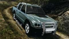 Chevrolet S-10 Colinas Cabine Dupla