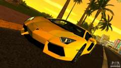 Lamborghini Aventador LP 700-4 pour GTA Vice City