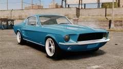 Ford Mustang Customs 1967 für GTA 4