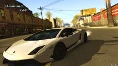 SA Illusion-S V2.0 für GTA San Andreas