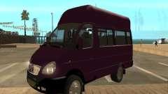 Taxi de Gazelle 32213 pour GTA San Andreas