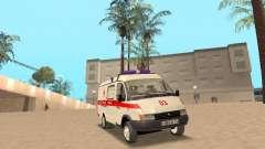 Gazelle 2705-Ambulanz