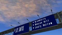 Route signes v1.1