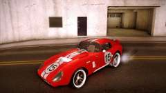 Shelby Cobra Daytona Coupe 1965 für GTA San Andreas