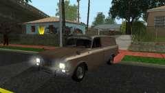 Moskvich 434 für GTA San Andreas