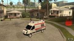 Volkswagen Crafter Ambulance