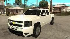 Chevrolet Cheyenne 2011 pour GTA San Andreas