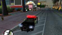 Dodge Charger Police pour GTA San Andreas