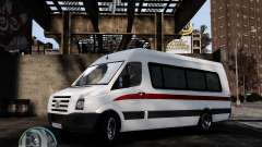 Volkswagen Crafter Turkish Schoolbus