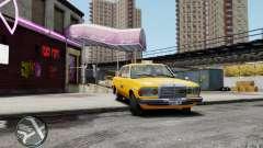 Mercedes-Benz 230 E Taxi