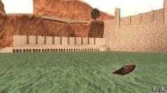 Le nouveau barrage