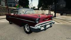 Chevrolet Bel Air Hardtop 1957 Light Tun