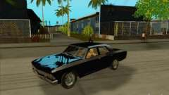 Chevrolet Chevelle für GTA San Andreas