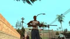 M40A3 pour GTA San Andreas
