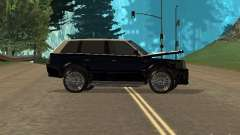 Huntley in GTA IV