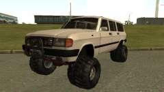 31022 Volga gaz 4 x 4