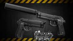 Barreta M9 and Barreta M9 Silenced