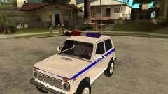 VAZ 2121 Police