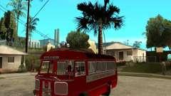 Pompier PAZ 672