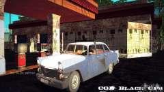 Gas 13 Polizei Kuba