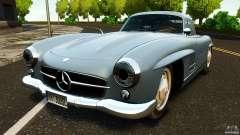Mercedes-Benz 300 SL GullWing 1954 v2.0