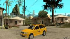 Skoda Fabia Combi Taxi