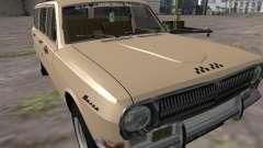 Volga GAZ-24 Taxi 02
