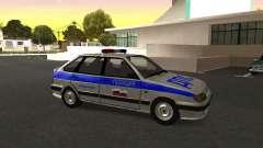 ВАЗ 2114 Police
