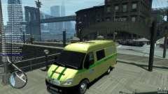 Services de transport Gazelle 2705