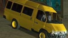 Taxi de la Gazelle
