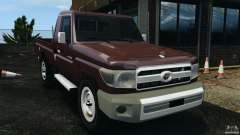 Toyota Land Cruiser Pick-Up 2012 pour GTA 4