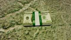 100 Dollar bills US-Notenbank Federal Reserve