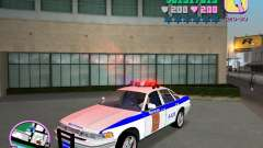 Ford Police pour GTA Vice City