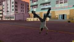 Cleo Parkour v4 pour GTA Vice City