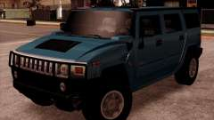 Hummer H2 SUV für GTA San Andreas