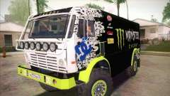 Master de KAMAZ 4911 Monster Energy