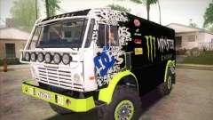 KAMAZ Master 4911-Monster-Energie