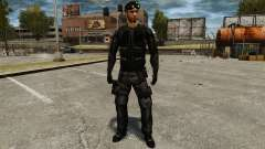 Sam Fisher v2 pour GTA 4