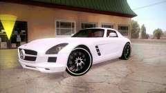 Mercedes-Benz SLS AMG 2010 Hamann Design