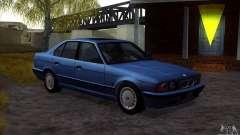 BMW 525 (E34) V.2 für GTA San Andreas